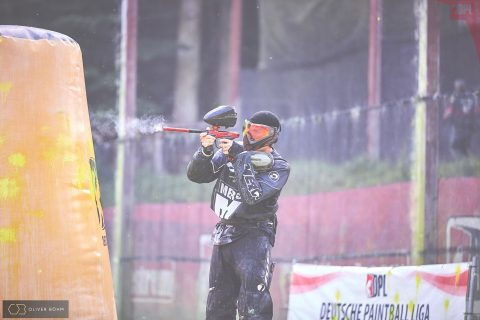 Paintball Firmenfeier