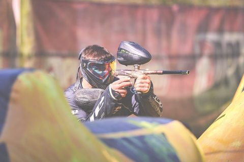 Paintball Anlage in Graz